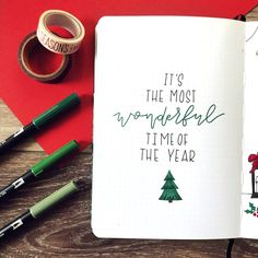 December Bullet Journal Set-Up 2019 - Rae's Daily Page