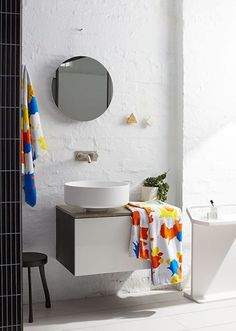 Così are just a little obsessed with beautiful towels for Bambinis - Whats not to love? http://ift.tt/1QCA6Ks #theblock