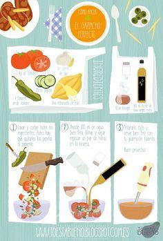 blog sobre cocina e ilustración, y cultura popular, to esta bueno, recetas, postres, comidas, recetas ilustradas, risas, recetas para comidas diarias