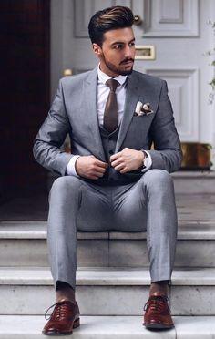 0ea0d61179 Successful men - formal look Classy Men
