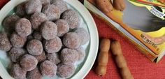 One of my fav things to eat as a kid and I still love them! If you don't feel like making them from scratch look for them in an Asian market. Almost as good as eating them freshly made. - Jamaican Tamarind Balls Recipe