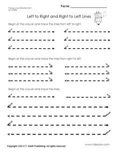 Tracing Lines Worksheets for Preschoolers. √ Tracing Lines Worksheets for Preschoolers. Tracing Horizontal Lines Preschool Basic Skills Fine Motor Line Tracing Worksheets, Tracing Lines, Spelling Worksheets, Printable Preschool Worksheets, Free Kindergarten Worksheets, Worksheets For Kids, Activities For Kids, Printables, Pre Writing