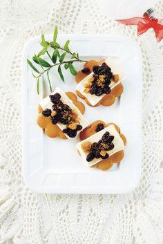 Rusinaiset brie-piparit | Joulu | Pirkka #food #christmas #joulu