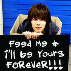 You've got a deal! :D Lol! Seriously I would love to cook for HongKi that would be awesome~