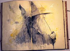 Gandalf by Kinko-White.deviantart.com on @DeviantArt