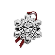 Gorham 2016 Annual Snowflake (47th Edition) STERLING
