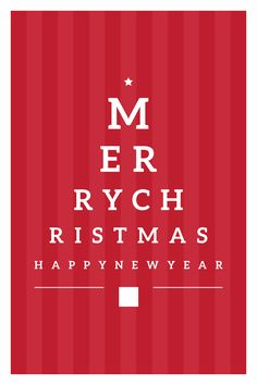 A great Christmas card for anyone in the medical industry. Nurses, doctors, medics, researchers, surgeons, med students and more.   If you work in a hospital, at an optometrist office, a doctor's office or just like watching people squint when they try to read cards, you'll get some smiles with this great card.