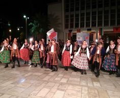 IFFOM - International Folklore Festivals Ohrid Macedonia