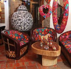 Imagen relacionada Mexican Style, Decorative Boxes, Culture, Google, Home Decor, Cool Gadgets, Modern Architecture, Mexican, Decoration Home