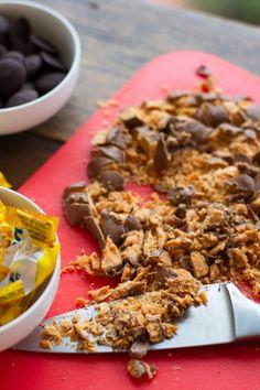 Butterfinger Monster Cookies    http://pinchofyum.com/butterfinger-monster-cookies