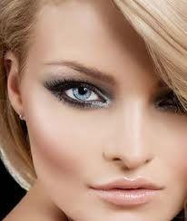 One of my Fav looks, smokey eye and nude glossy lips~