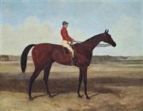The Pretender with John Osborne up by Harry Hall