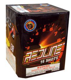 Redline - 16 Shot | NCI, Inc. Indiana Fireworks Wholesale