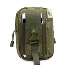 Outdoor Tactical Waist Pack Bag EDC Camping Hiking Climbing Pouch Cover Holder Case Hot Sale Men Women.