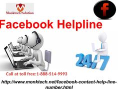 How to make liaison with Facebook helpline call 1-888-514-9993  Virtual platform of Facebook is a place where Facebook users enjoy most of the time of their life. Sometimes they face hectic issues of Facebook which are really annoying at that time they look for reliable solutions which are only provided by our Facebook help team. So, roll your fingers on your Smartphone keypad and dial 1-888-514-9993. For more information: http://www.monktech.net/facebook-contact-help-line-number.html