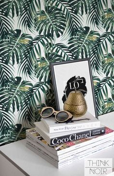 ThinkNoir Wallpaper are ready to make any room unique and trendy! Our removable…