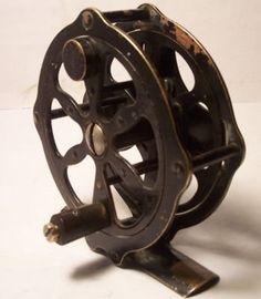 Vintage fly fishing reel