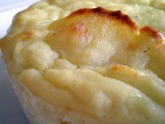 Mashed Potato Puffs by janetishungry #Potatoes #Mashed_Potato_Puffs #janetishungry