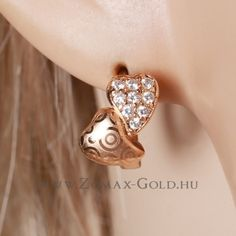Naomi fülbevaló - Zomax Gold divatékszer www. Diamond Earrings, Gold, Jewelry, Jewlery, Jewerly, Schmuck, Jewels, Jewelery, Diamond Drop Earrings