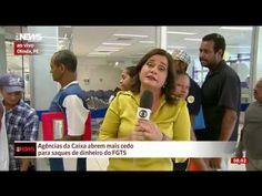 RS Notícias: Agências da Caixa abrem mais cedo para saques do F...