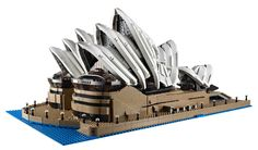 Lego makes beautiful music with the Sydney Opera House via @CNET
