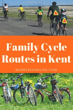 As part of the #OnYourEbike campaign, I've been exploring the family friendly cycle routes you can find in Kent, and how an electric bike can help you.