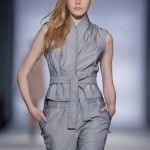 Judo-Ispired Fashion from White Tent for Spring/Summer 2014 at Modalisboa EVER NOW
