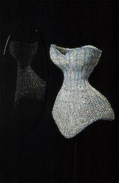 corset bling by cornelia