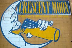 The Crescent Moon in Omaha. Tons of beer on tap. There's also a craft beer store nearby and an authentic German bar in the basement. Beer Store, Craft Beer, Night Life, Photo Galleries, Happy Hour, Basement, German, Fun, Lol