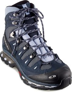 Salomon Quest 4D GTX Hiking Boots - Most expensive shoes I've ever bought.  Women's ...