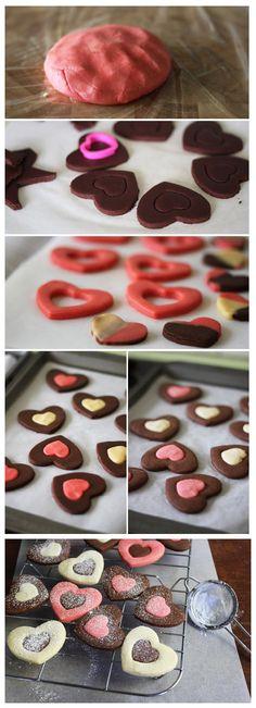 Recipe Favorite: Valentine's Day Heart Cookies