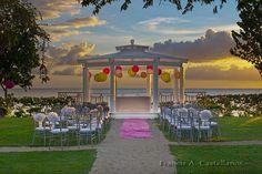Ceremony @ the Dreams La Romana Resort & Spa in the Dominican Republic