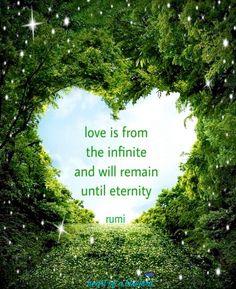 love is eternal ...