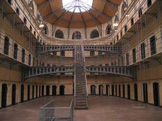 Kilmainham Gaol | Kilmainham Gaol (jail), Ireland (trip idea) includes: kilmainham, gaol ...