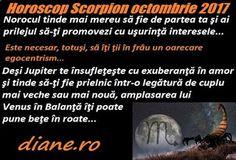 Horoscop octombrie 2017 Scorpion Scorpion, Scorpio