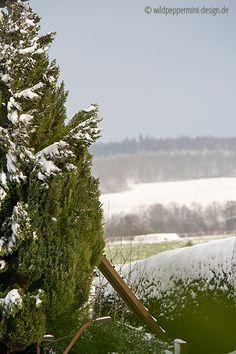 Winter 2016 Januar, Blick ins Land, Schnee, wilderschönheiten.wordpress.com