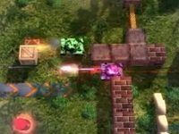 Мини игра «Поле боя 3D» порадует любителей поиграть в танчики динамичным геймплеем и красочными спецэффектами.
