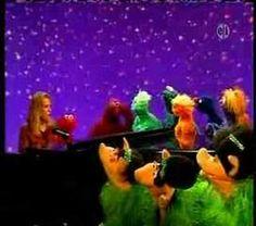 Sesame Street - Everybody's song (Diana Krall) Toddler Videos, Kids Videos, Wiggles Birthday, Diana Krall, Shark Fin, Smooth Jazz, Elementary Music, Kermit