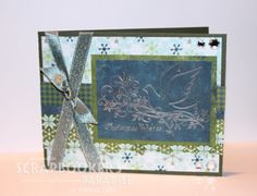 by Allison for the Friday Challenge at Scrapbooker's Paradise Blog