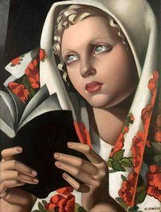 Tamara de Lempicka (1898 – 1980, Polish)