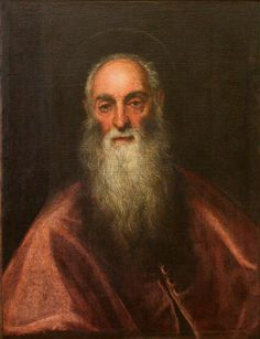 St Jerome by @arttintoretto #mannerism