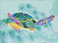 Cross Stitch Books, Cross Stitch Art, Cross Stitches, Cross Stitch Designs, Cross Stitch Patterns, Stitching Patterns, Earth Design, Sewing Art, Seahorses