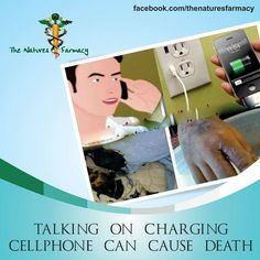 Cell Phone Danger