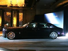 All New Rolls-Royce Phantom