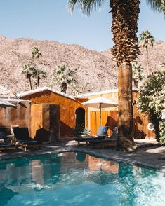 Korakia Pensione in Palm Springs Palm Springs, Ash, To Go, California, Travel, Instagram, Gray, Viajes, Destinations