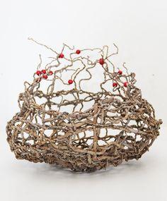 Red-Bead-Basket