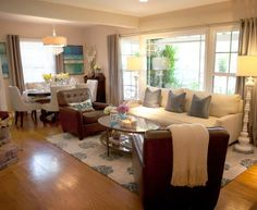 Best Plan Small Living And Dining Room Design Ideas