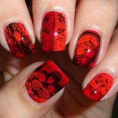 MoYou Nails image plate 308 by wendysdelights