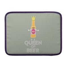 #gold - #Queen of Beer Zh80k MacBook Air Sleeve