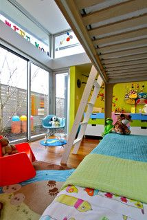 Spring Home: Spring Cleaning Kids' Rooms. Helpful house tips for cleaning furniture, toy bins, and getting organized. Rattan Rocking Chair, Toddler Proofing, Toddler Rooms, Kids Rooms, Girl Toddler, Clerestory Windows, Kids Room Design, Spring Home, Kid Spaces
